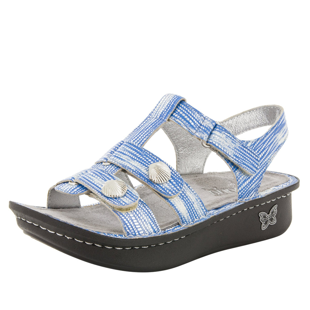 Kleo Wrapture Blues Sandal (247680761882)
