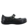 Kourtney Black Nappa Professional Shoe