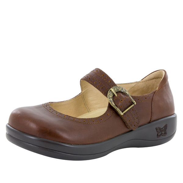 Kourtney Hazelnut Professional Shoe