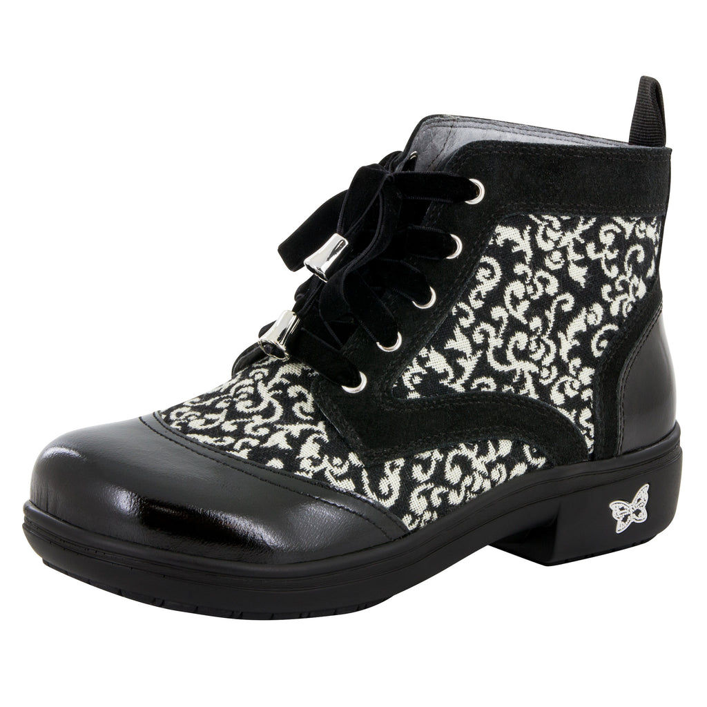 Kylie Tendril Boot - Alegria Shoes - 1