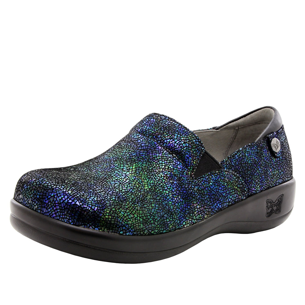 Keli Aura slip on style shoe with career comfort outsole - KEL-182_S1