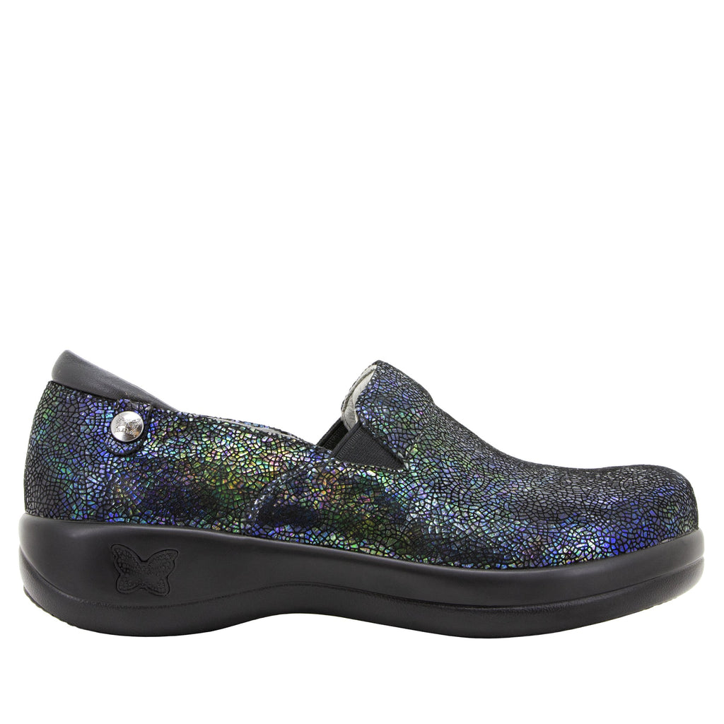 Keli Aura slip on style shoe with career comfort outsole - KEL-182_S2