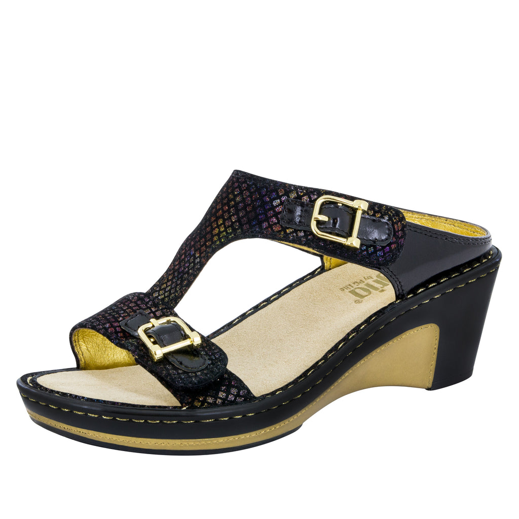 Lara Gemboree Sandal - Alegria Shoes - 1