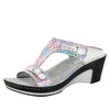 Lara Pretty Baby Sandal - Alegria Shoes - 1