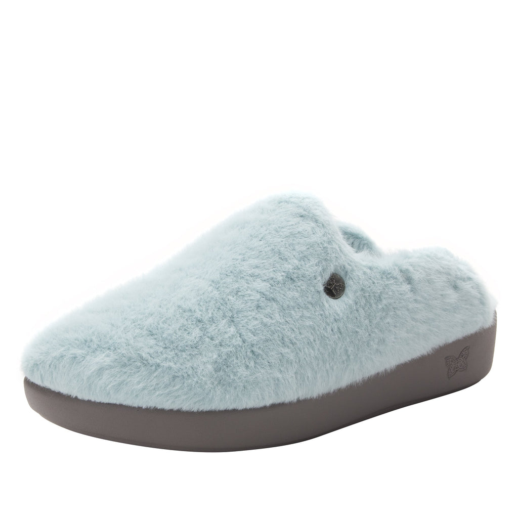 Leisurelee Aqua vegan shearling slipper - LEI-7951_S1