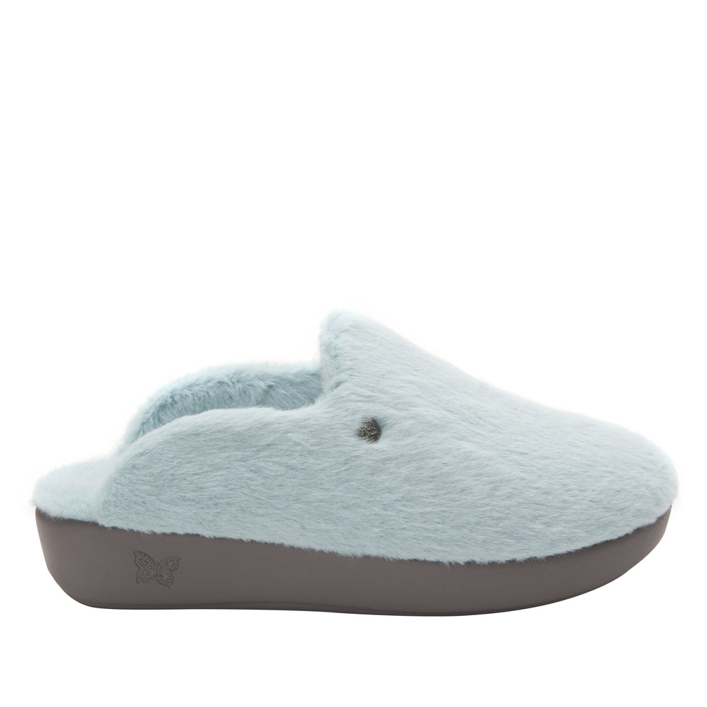 Leisurelee Aqua vegan shearling slipper - LEI-7951_S2