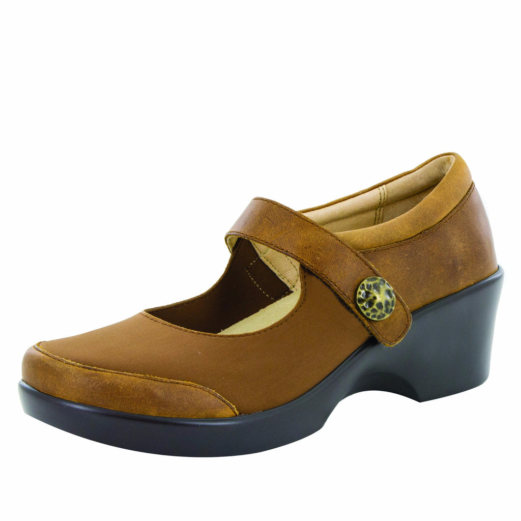 Maya Walnut Shoe