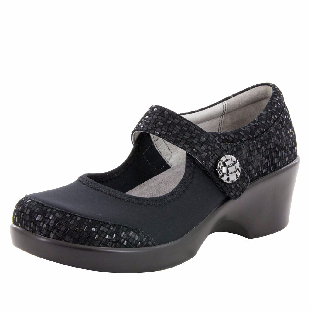 Maya Tile Me More Black Shoe (198350077978)