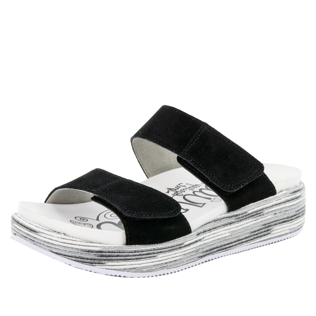 Mixie Gray Harbor Sandal