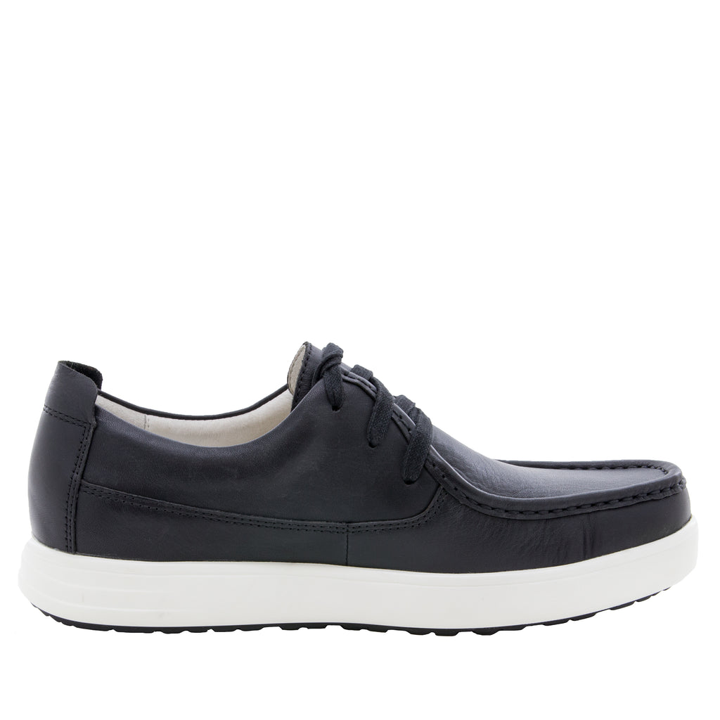 Alegria Men's Moq Black Shoe