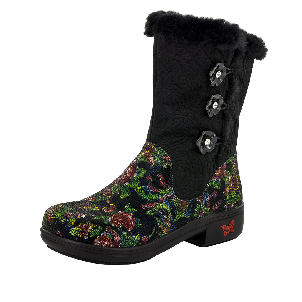 Nanook Winter Garden Boot - Alegria Shoes - 1