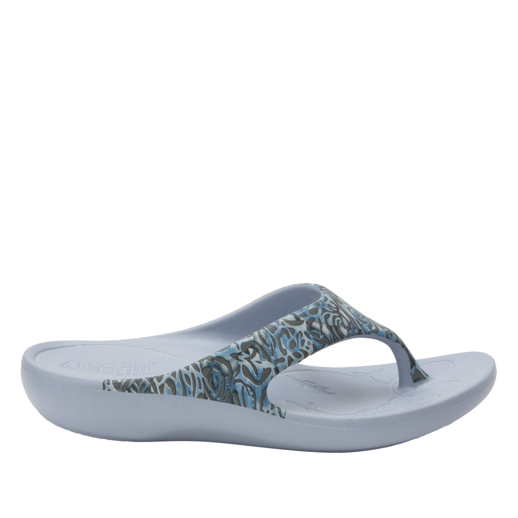 Ode Casual Friday EVA thong sandal on recovery rocker outsole - ODE-194_S3