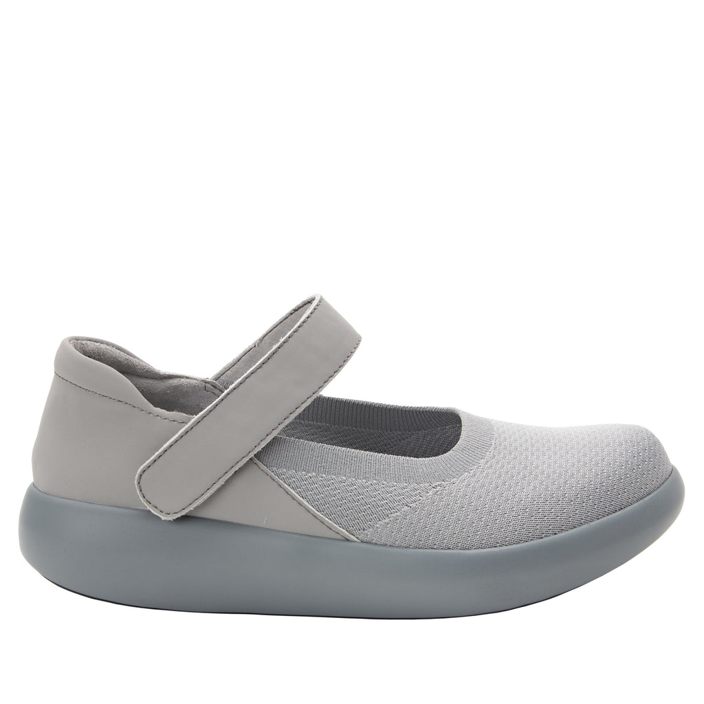Olivia Dove sleek rocker mary jane style shoe with non-flexing rocker outsole - OLI-135_S2