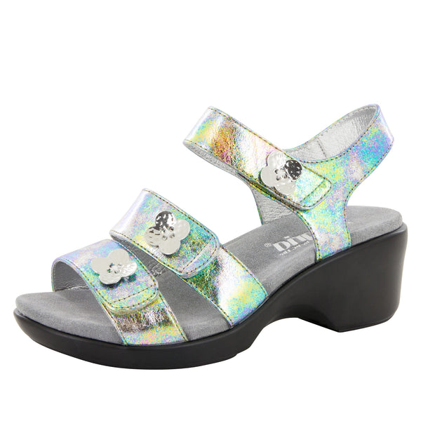 Olivia Prismatic Wedge - Alegria Shoes - 1
