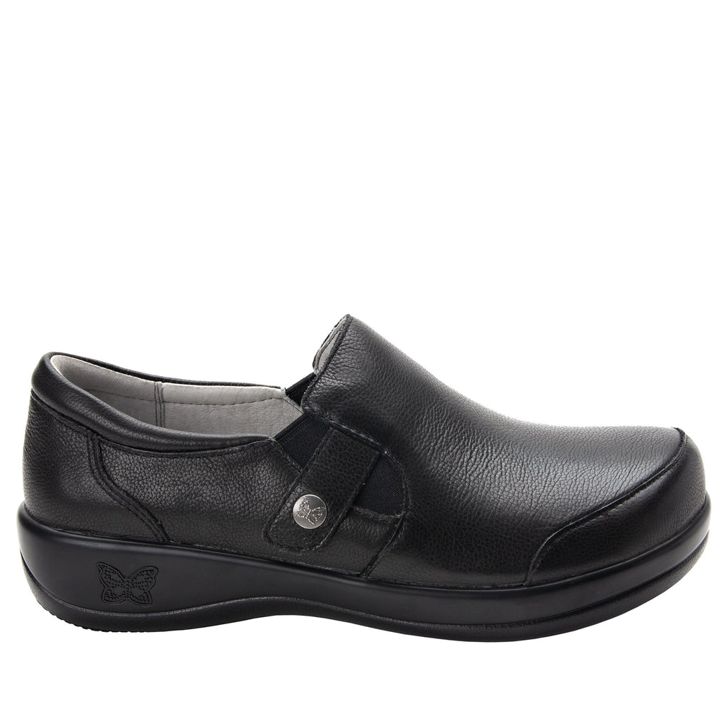 Paityn Upgrade slip on style shoe with leather detailing and career casual outsole - PAI-161_S2