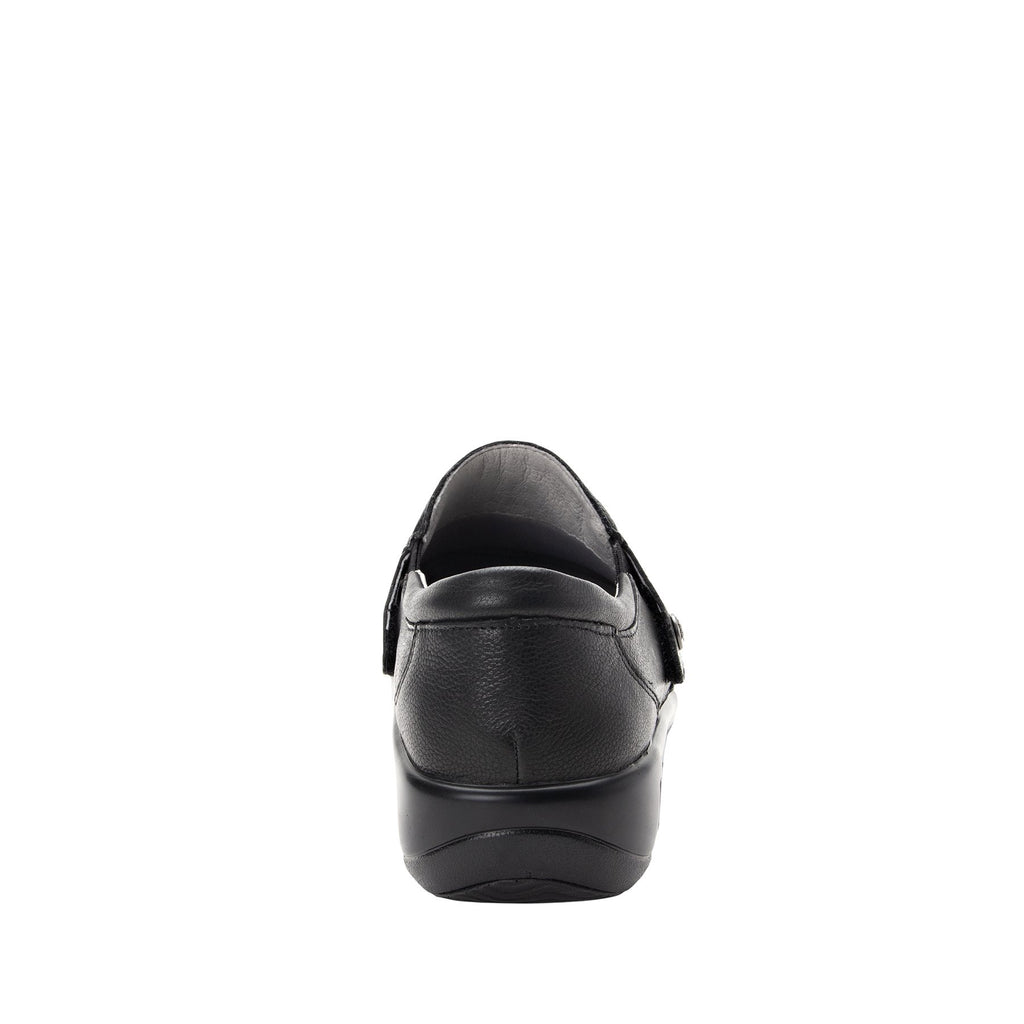 Paityn Upgrade slip on style shoe with leather detailing and career casual outsole - PAI-161_S3
