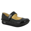 Paloma Jazzy Black Mary Jane - Alegria Shoes - 2
