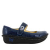 Paloma Jazzy Blue Mary Jane - Alegria Shoes - 2