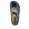 Paloma Jazzy Blue Mary Jane - Alegria Shoes - 4