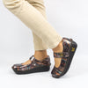 Paloma Earthen Mary Jane - Alegria Shoes - 2