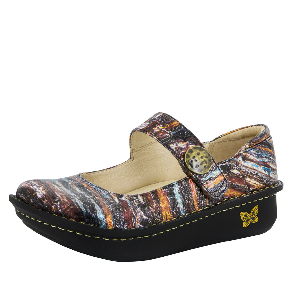 Paloma Earthen Mary Jane - Alegria Shoes - 1