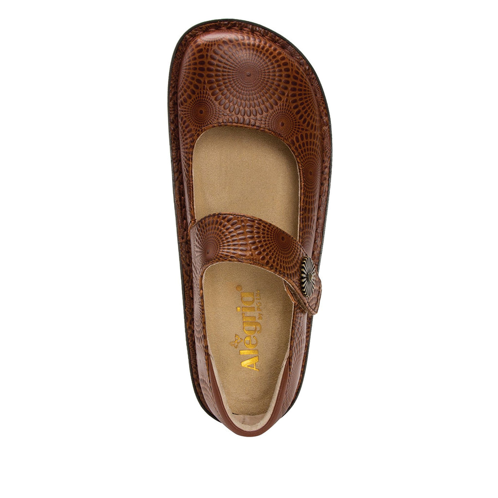 Paloma Brandy Mary Janes with Classic Rocker Outsole - PAL-273_S4
