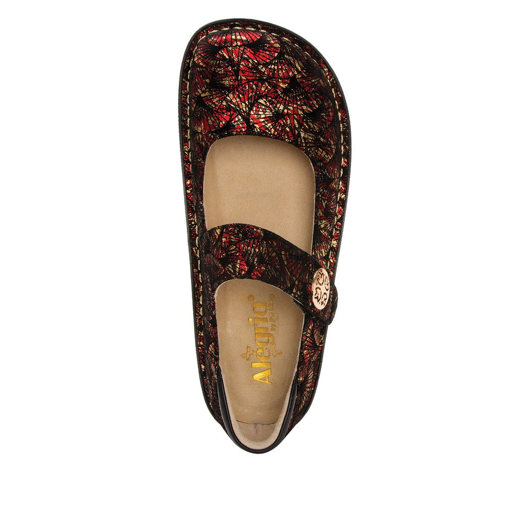 Paloma Drama Mary Janes with Classic Rocker Outsole - PAL-274_S4 (2288160505910)