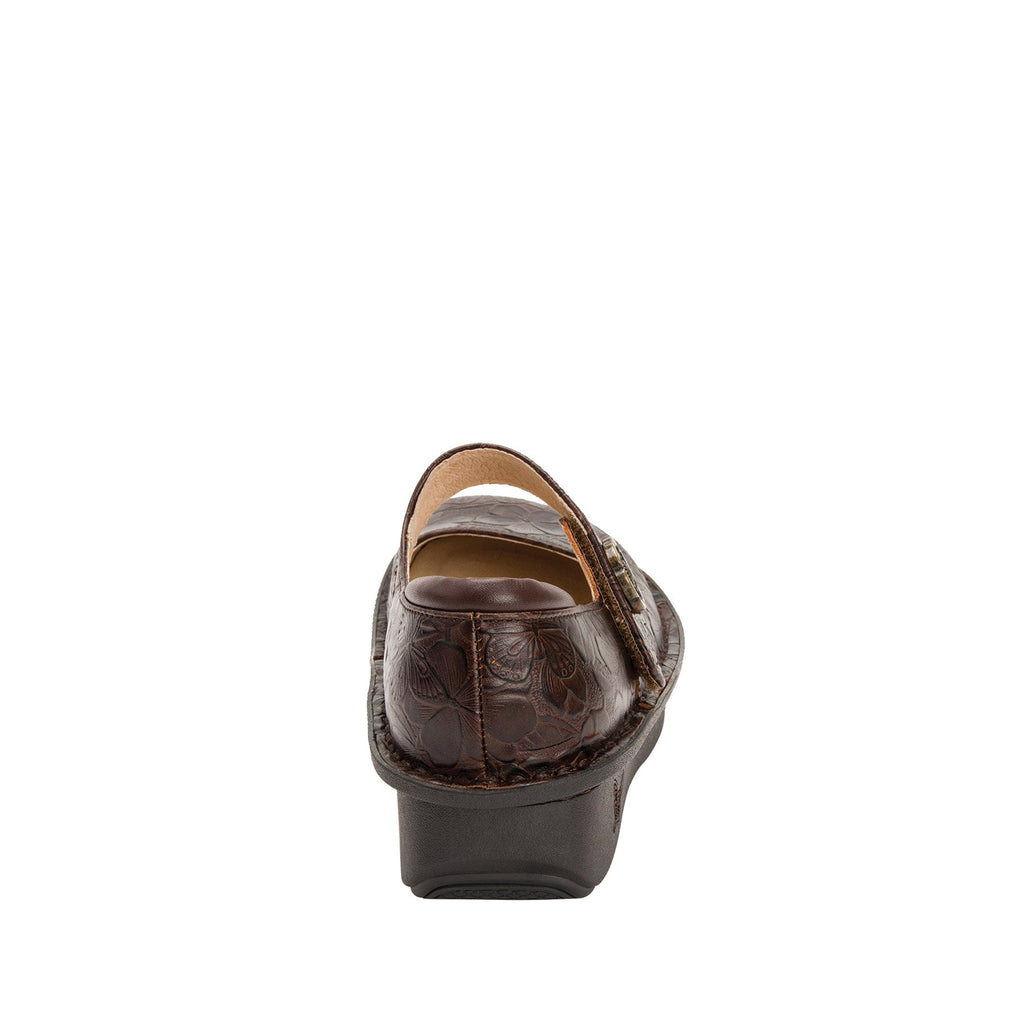 Paloma Flutter Choco Mary Janes with Classic Rocker Outsole - PAL-275_S3 (2235484176438)