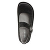 Paloma Caviar Mary Janes with Classic Rocker Outsole - PAL-277_S4