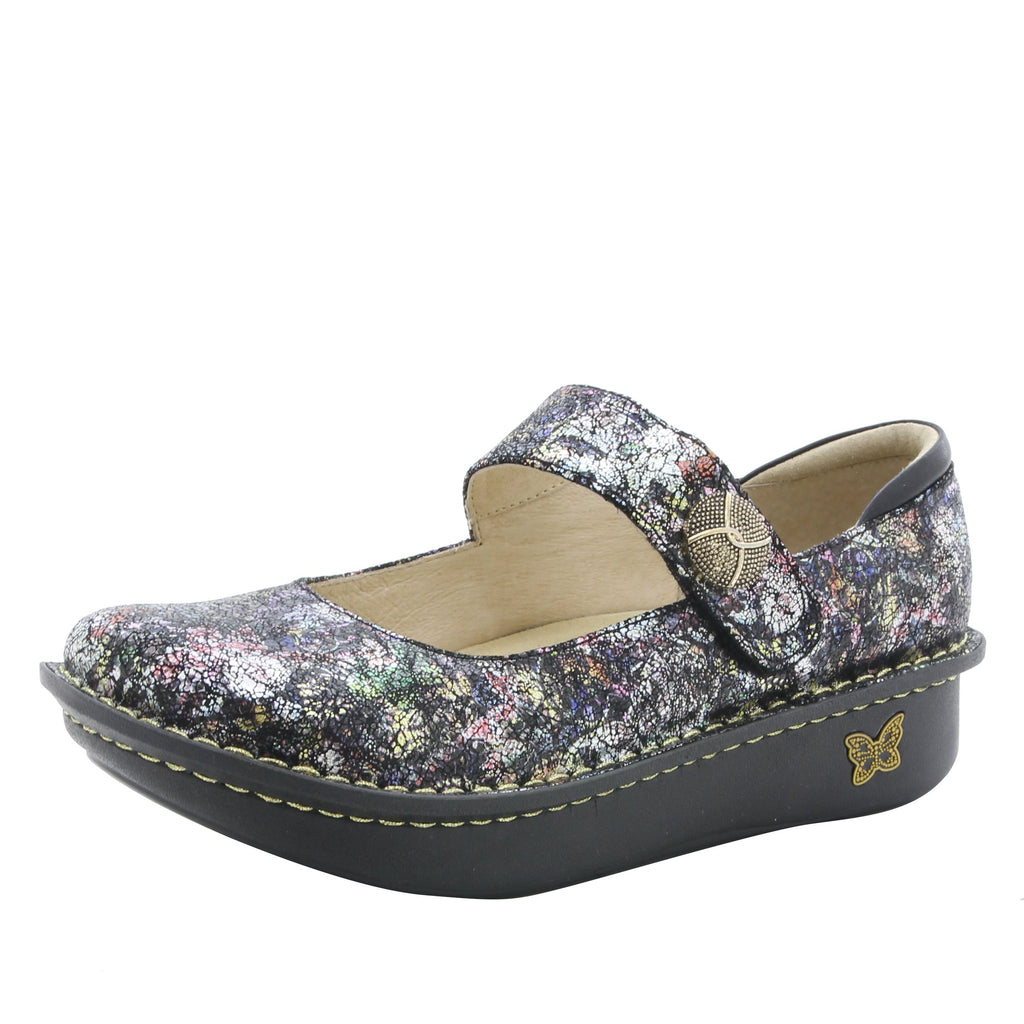 Paloma Romantical Mary Janes with Classic Rocker Outsole - PAL-280_S1