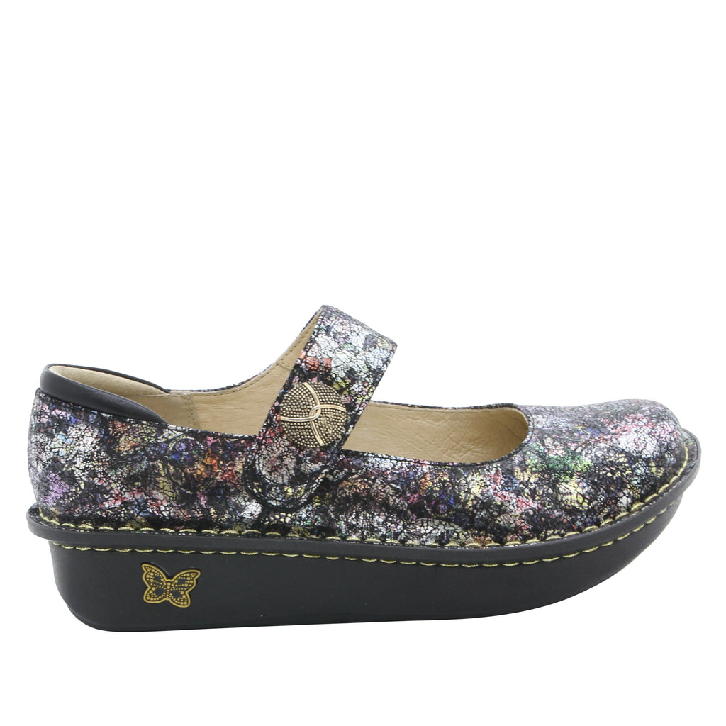 Paloma Romantical Mary Janes with Classic Rocker Outsole - PAL-280_S2