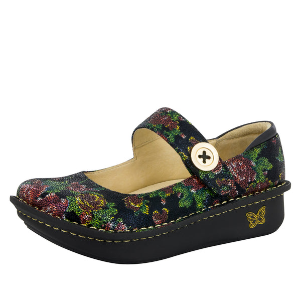 Paloma Winter Garden Dottie Mary Jane - Alegria Shoes - 1
