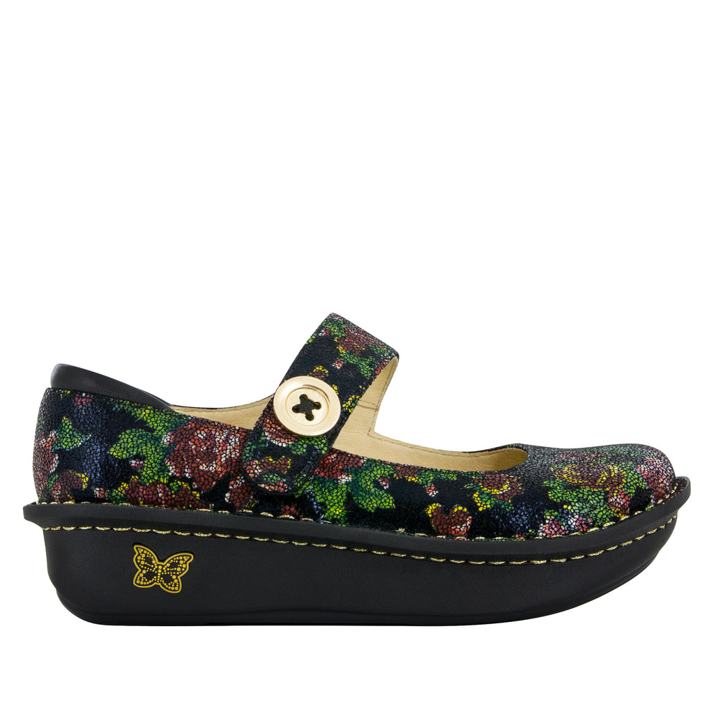Paloma Winter Garden Mary Jane - Alegria Shoes - 2