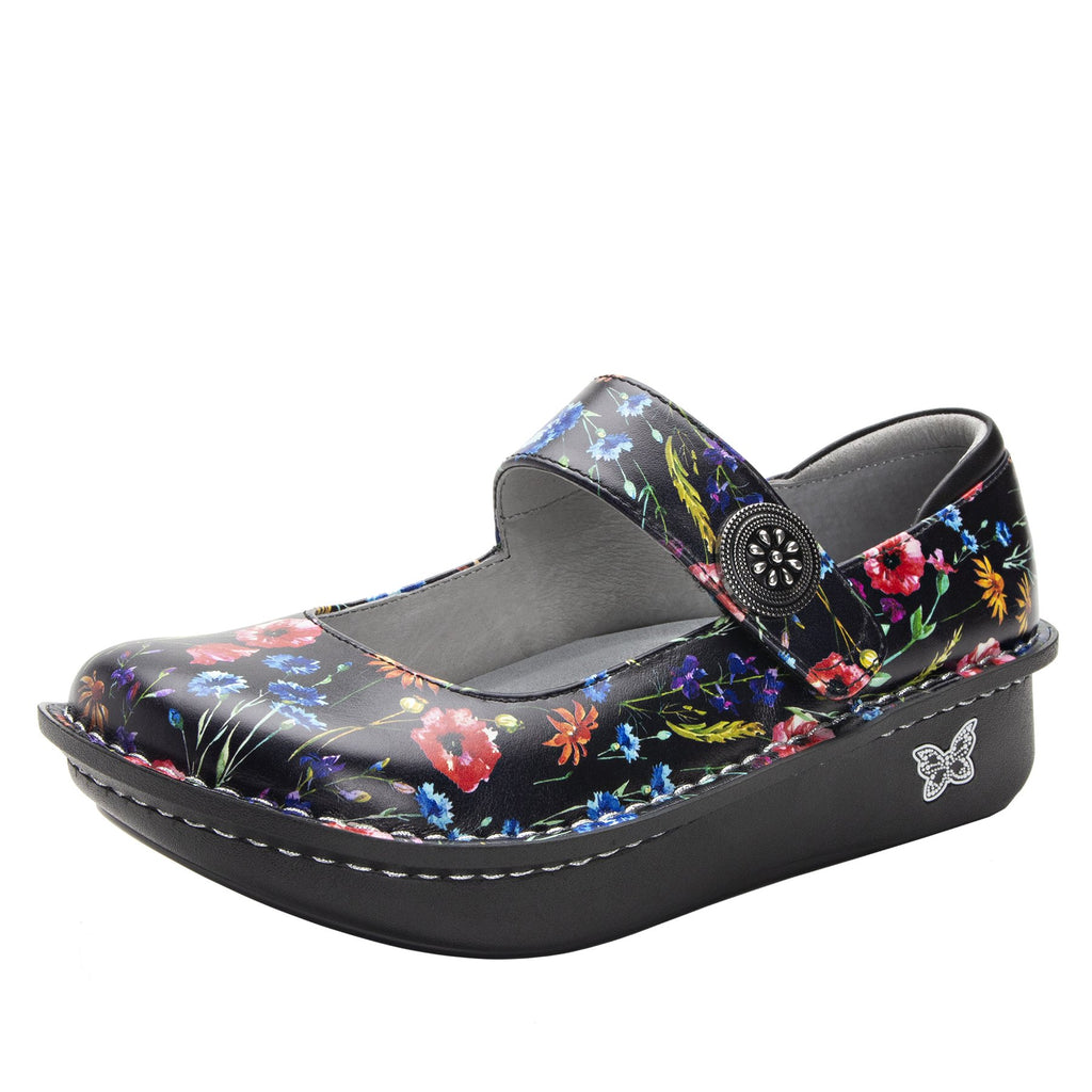 Paloma Reverie Mary Janes with Classic Rocker Outsole - PAL-380_S1