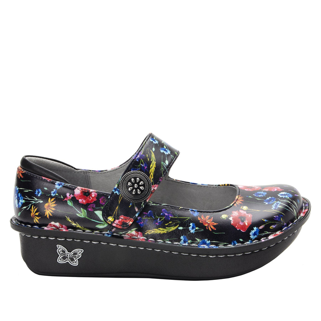 Paloma Reverie Mary Janes with Classic Rocker Outsole - PAL-380_S2