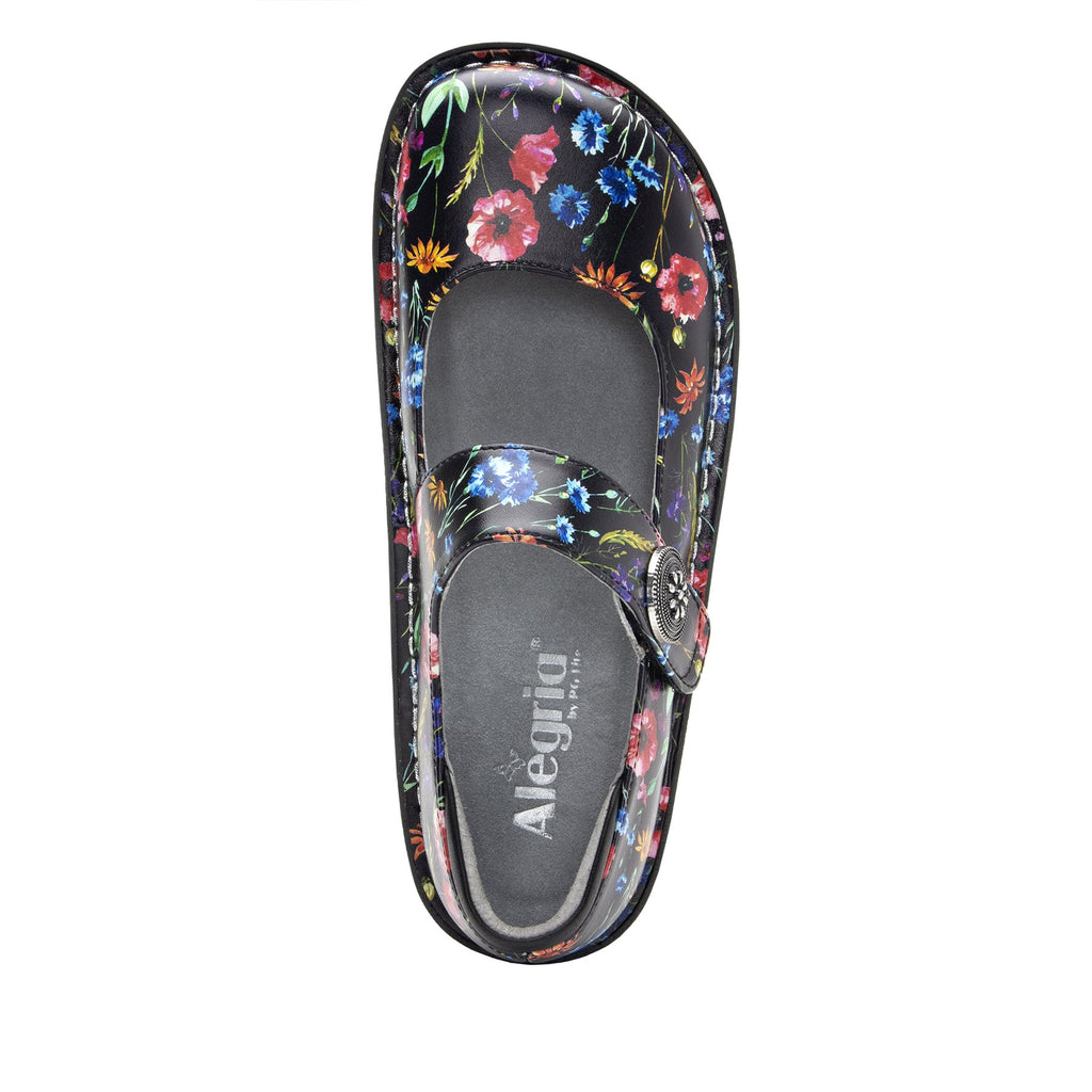 Paloma Reverie Mary Janes with Classic Rocker Outsole - PAL-380_S4
