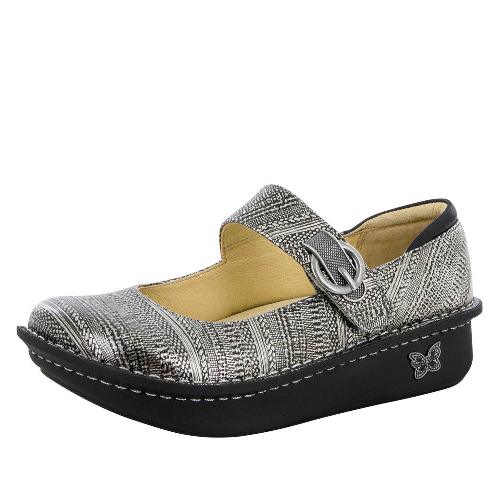 Paloma Chain Mail Mary Jane - Alegria Shoes - 1 (6050931329)