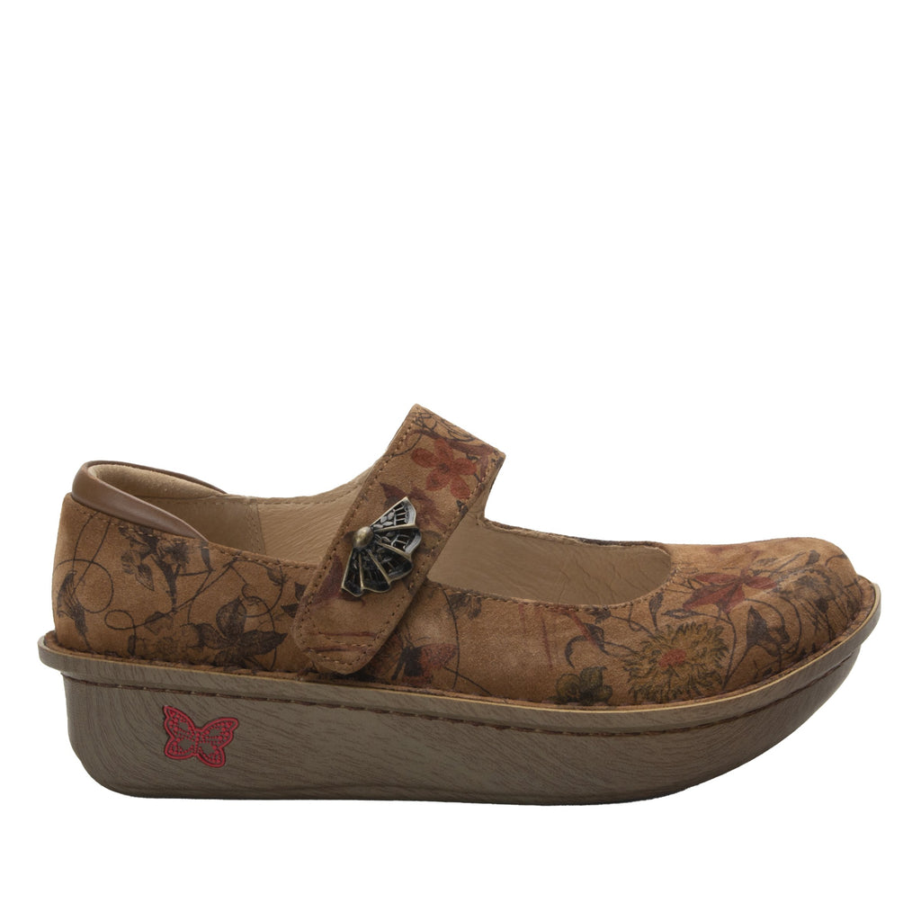 Paloma Woodland Wonders Mary Janes with Classic Rocker Outsole - PAL-7706_S2