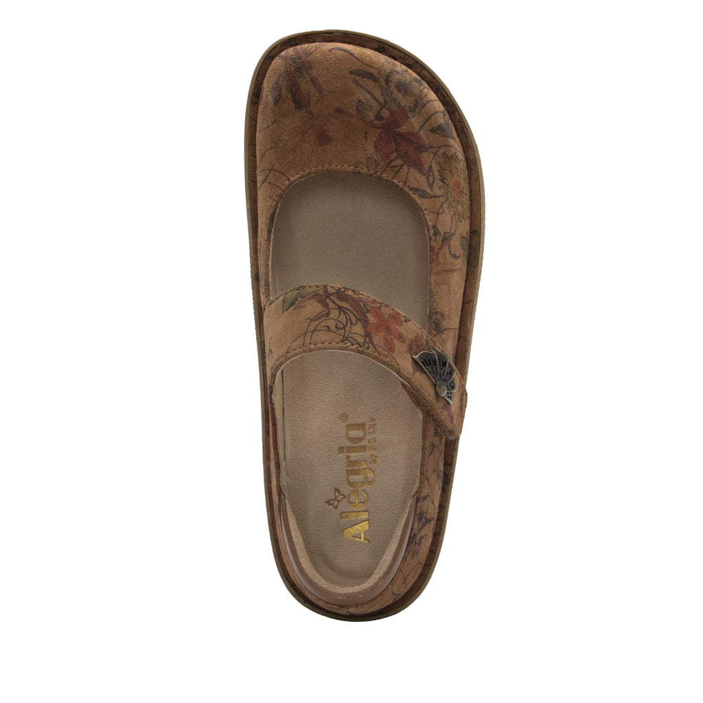 Paloma Woodland Wonders Mary Janes with Classic Rocker Outsole - PAL-7706_S4
