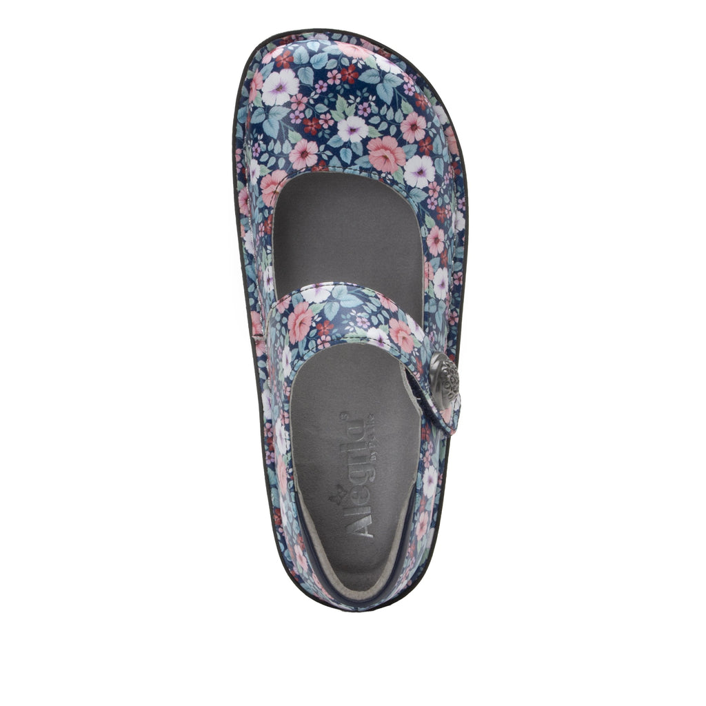 Paloma Springer Mary Janes with Classic Rocker Outsole - PAL-7707_S4