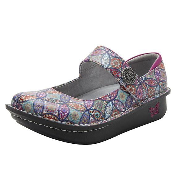 Paloma Grand Mary Janes with Classic Rocker Outsole - PAL-7806_S1