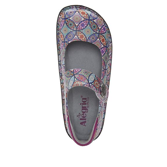 Paloma Grand Mary Janes with Classic Rocker Outsole - PAL-7806_S4