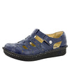 Pesca Navy Sandal - Alegria Shoes - 1