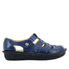 Pesca Navy Sandal - Alegria Shoes - 2
