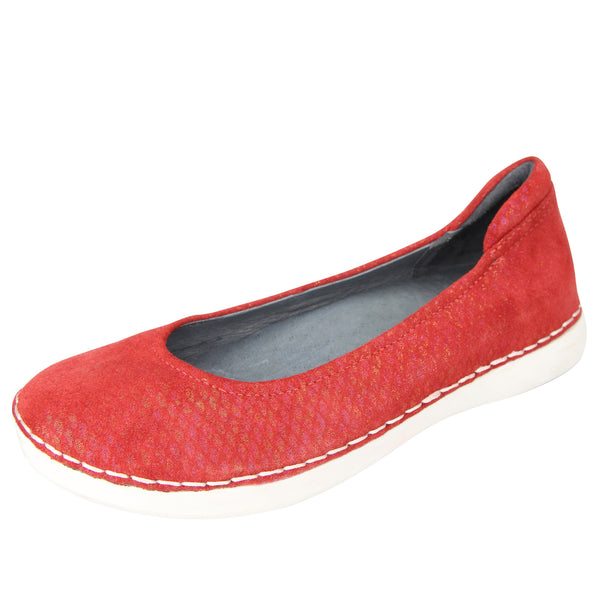 Petal Cherry Flat - Alegria Shoes - 1