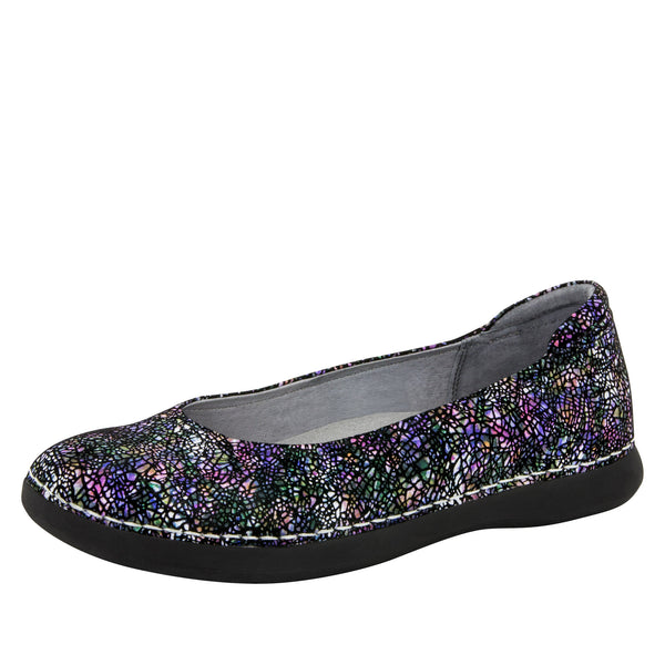 Petal Fractually Flat - Alegria Shoes - 1