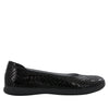 Petal Black Dazzler Flat - Alegria Shoes - 2