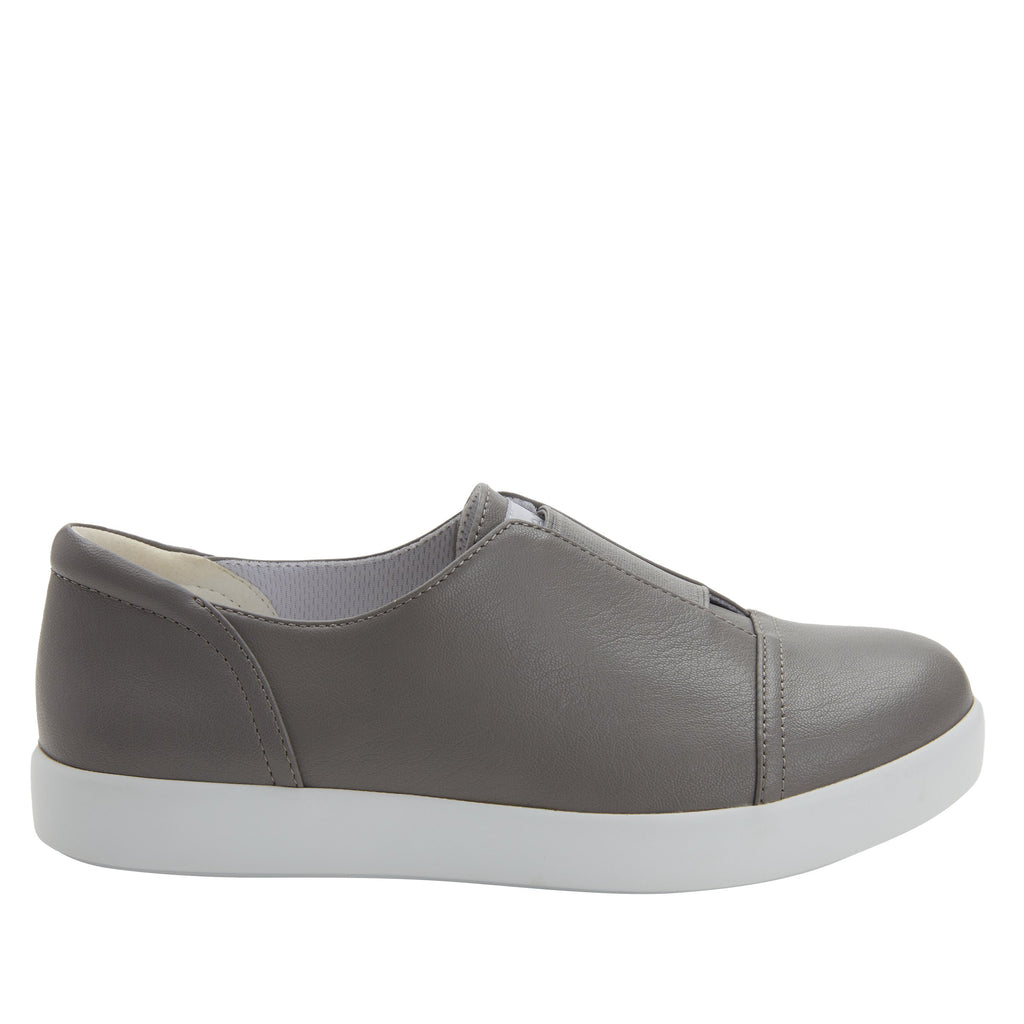 Posy Dove Nappa slip-on shoe  on the Comfort Athleisure outsole, a fashionable choice for your outfit of the day.  POS-7914_S2