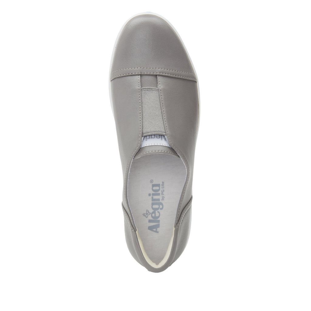 Posy Dove Nappa slip-on shoe  on the Comfort Athleisure outsole, a fashionable choice for your outfit of the day.  POS-7914_S4