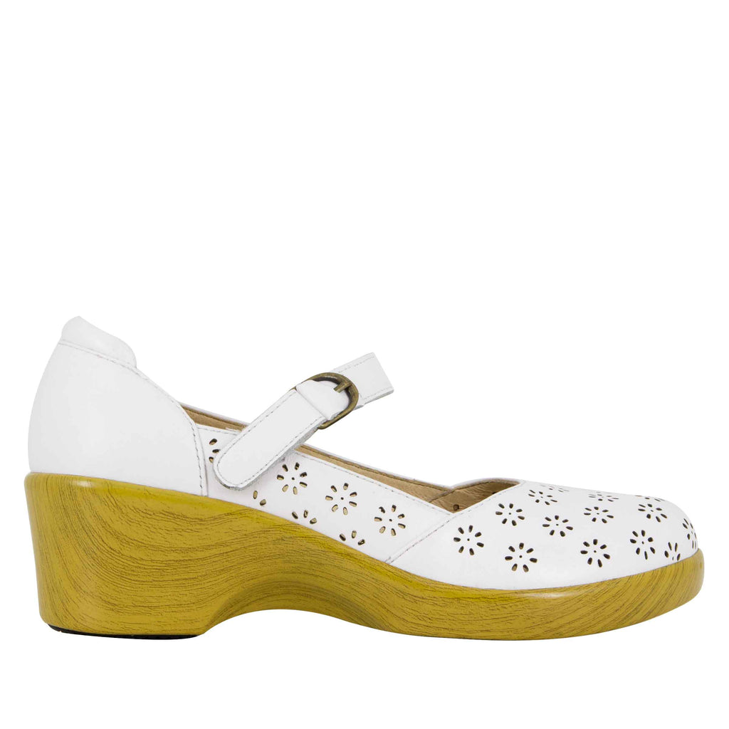 Rene White Butter Shoe (248768430106)